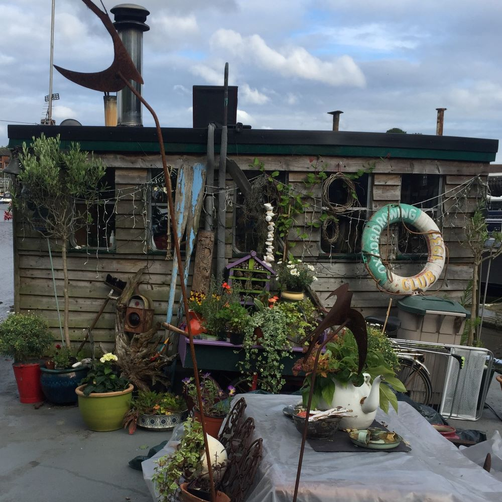 Water Life: Southampton's houseboat community
