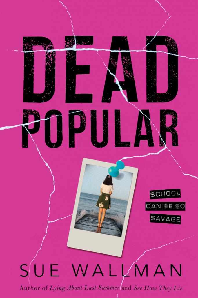 Book review: Dead Popular by Sue Wallman