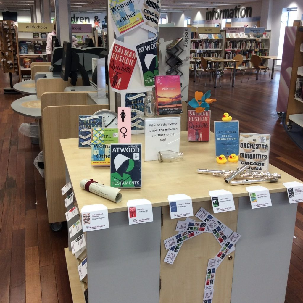 Congratulations Shirley Library!