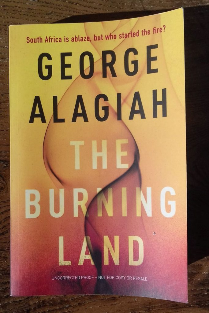 Book review: The Burning Land by George Alagiah