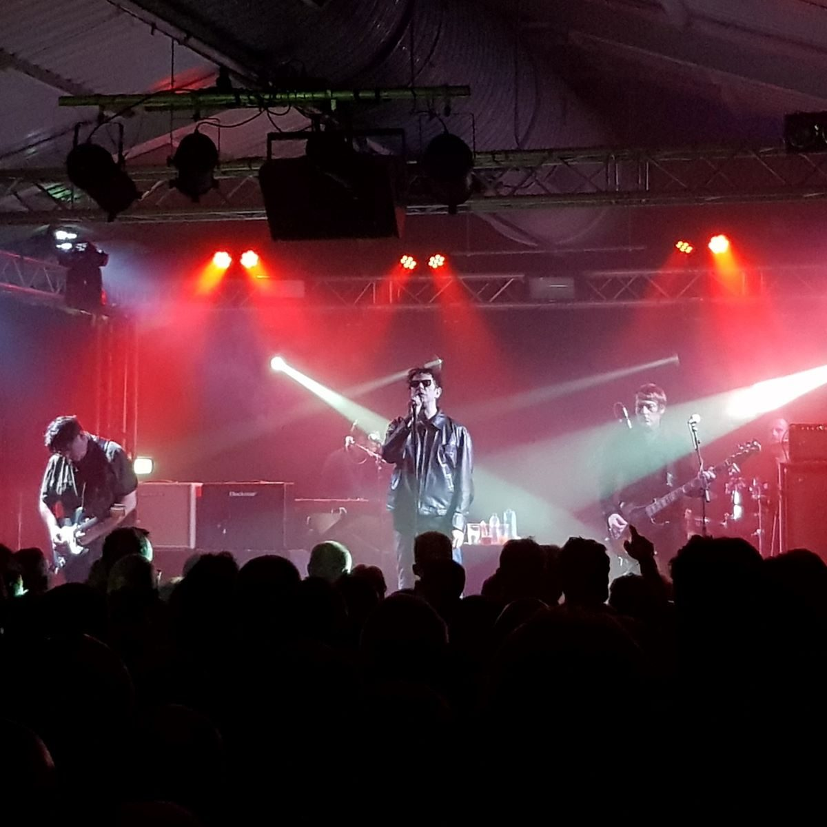 Review: Echo & the Bunnymen, Engine Rooms, Southampton
