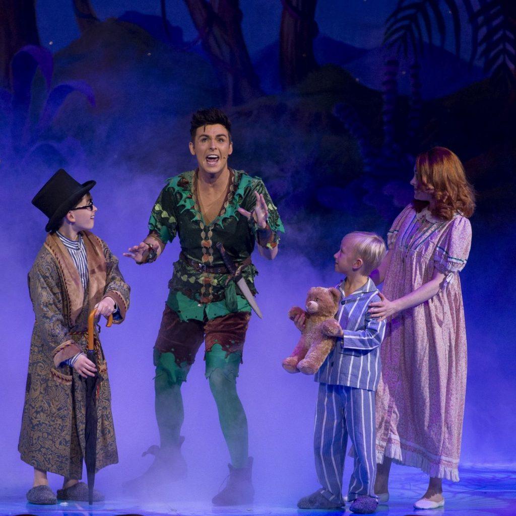 Review: Peter Pan, Mayflower Theatre, Southampton