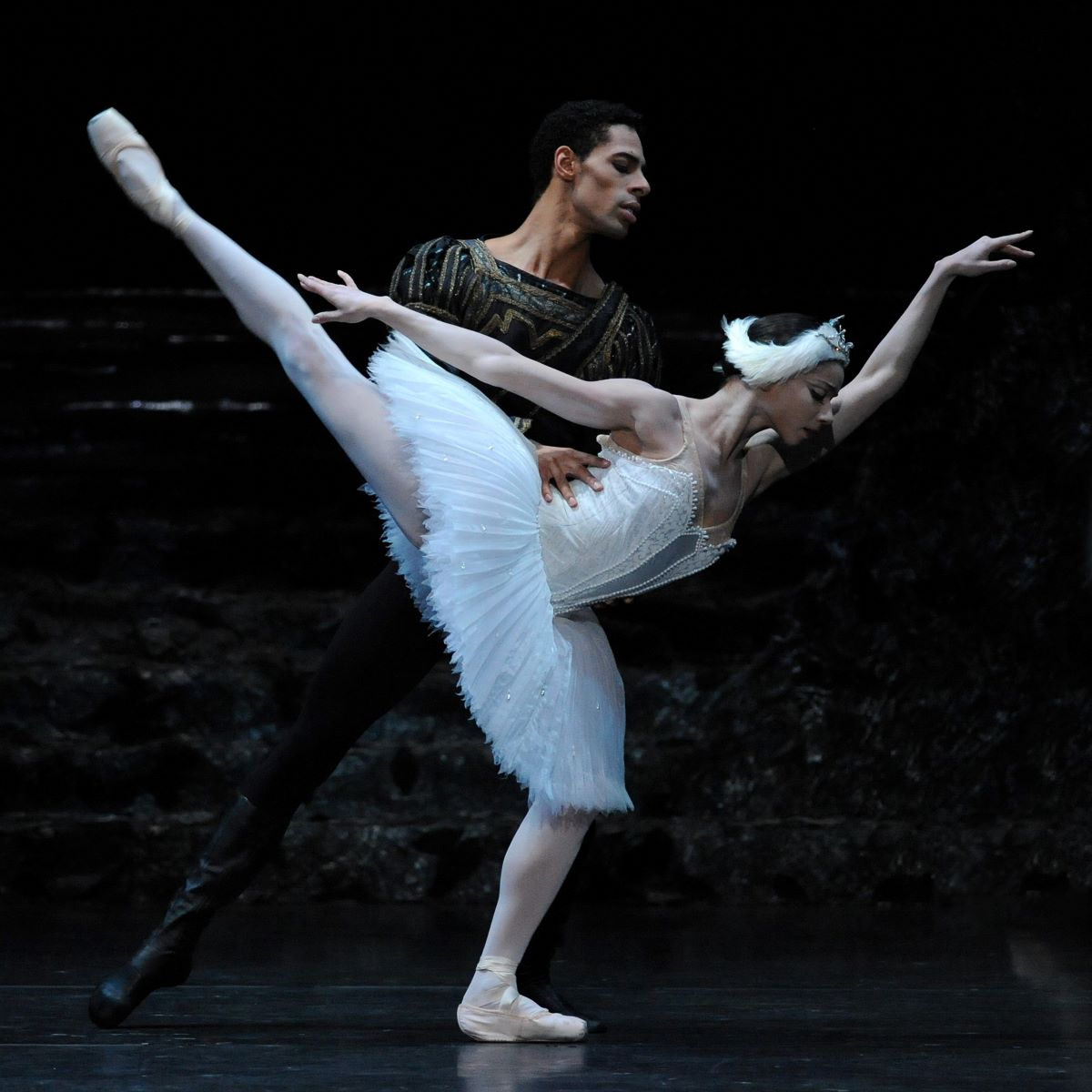 Last night's review: Swan Lake, Mayflower Theatre