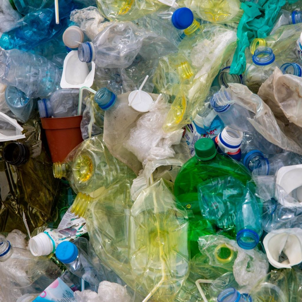 Plastic not so fantastic – trying to break the plastic habit