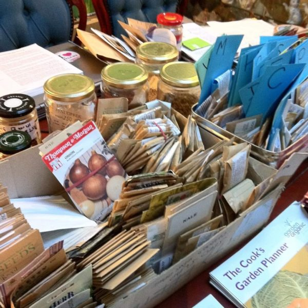 Southampton Seed Swap – what's it all about?