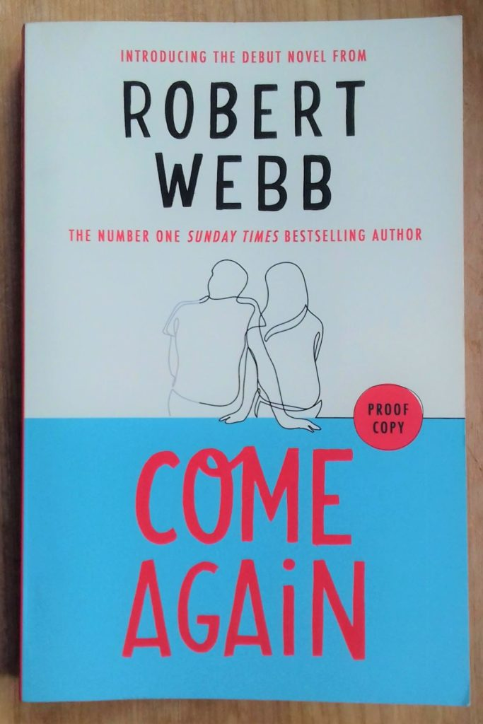 Book review: Come Again by Robert Webb