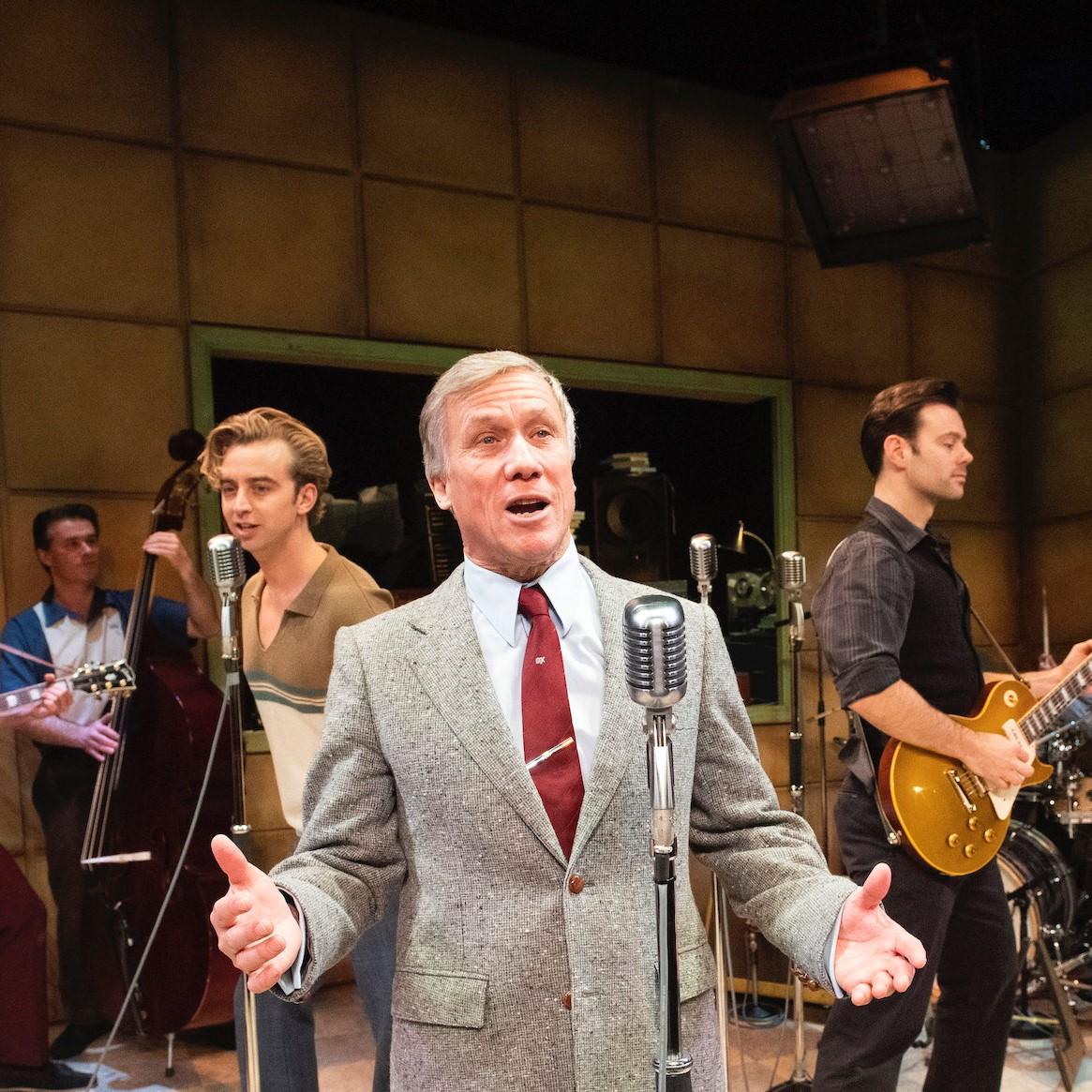 Preview: Million Dollar Quartet at Mayflower Theatre, Southampton