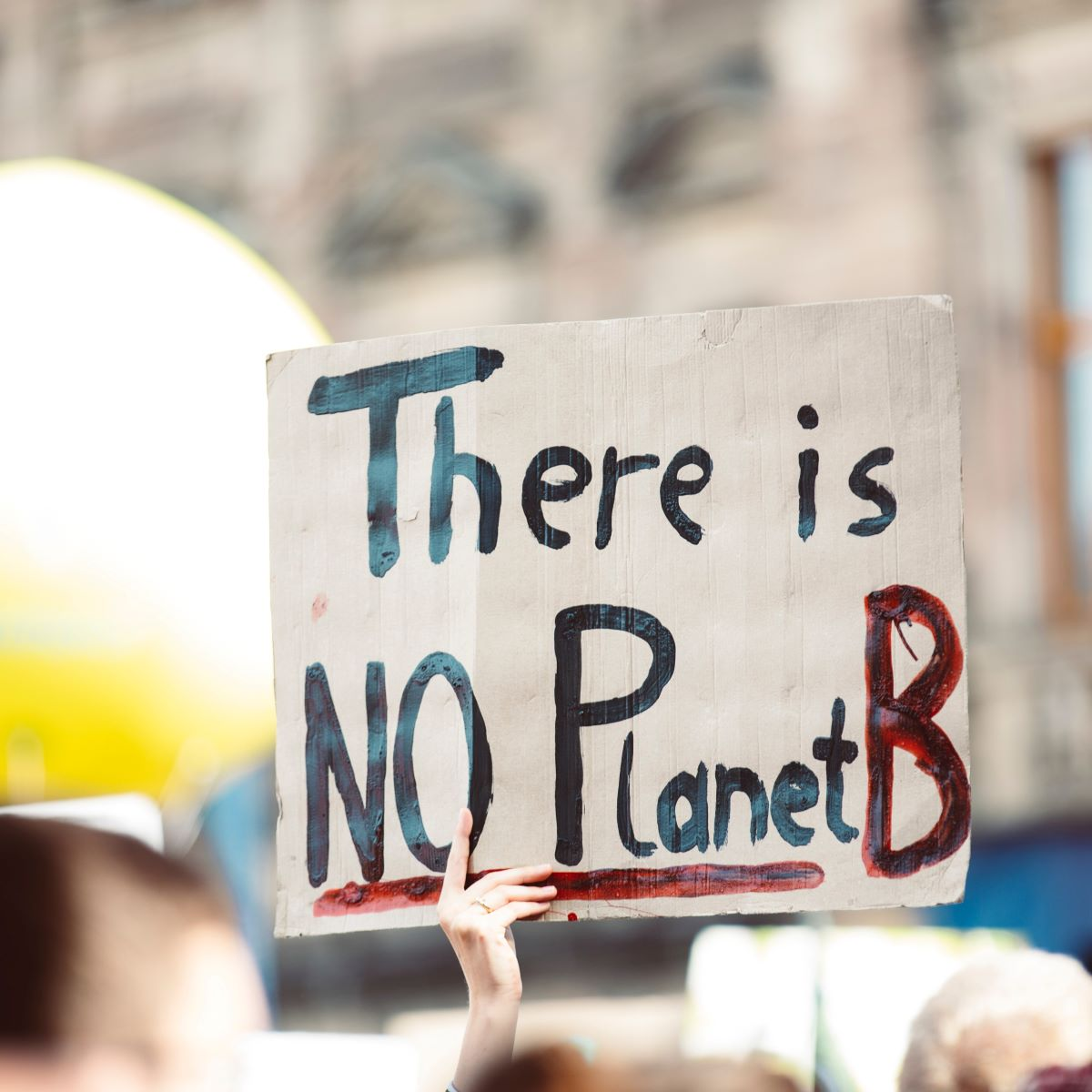 Event: There is no Planet B, Southampton University