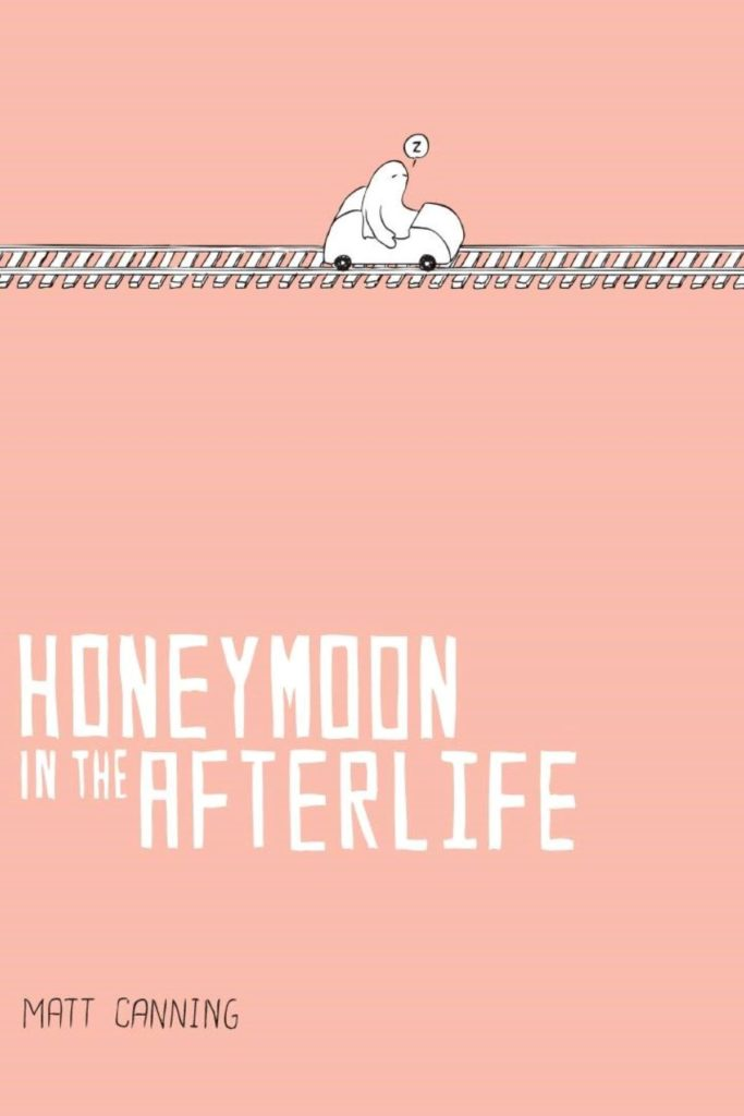Review: Honeymoon in the Afterlife, by Matt Canning