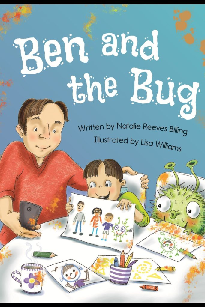 Book Review: Ben and the Bug by Natalie Reeves-Billing