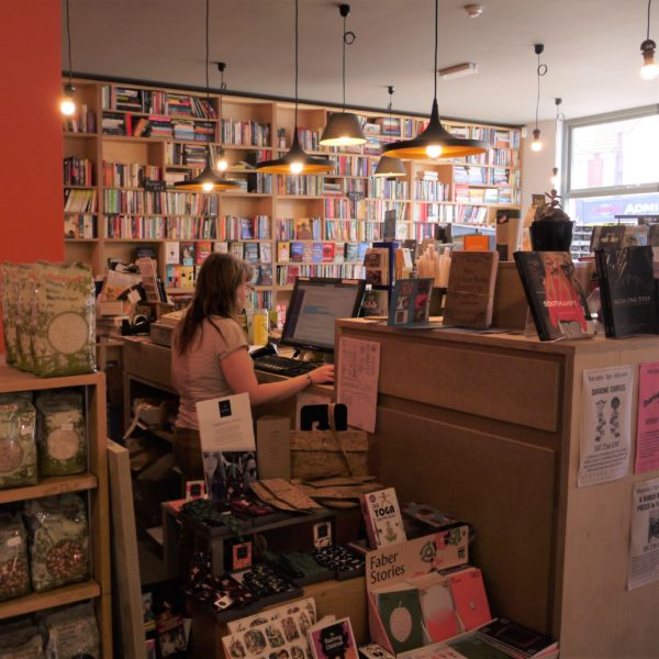 Help secure future of Southampton independent bookshop by treating yourself