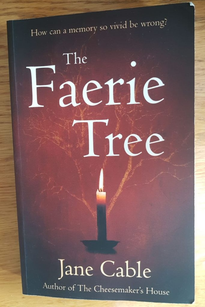 Book Review: The Faerie Tree by Jane Cable