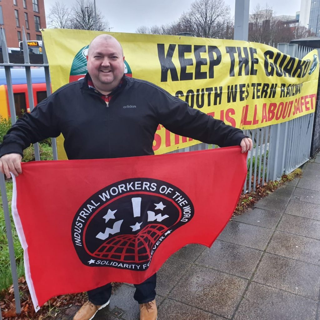 Opinion: Industrial Workers of the World uniting in Southampton