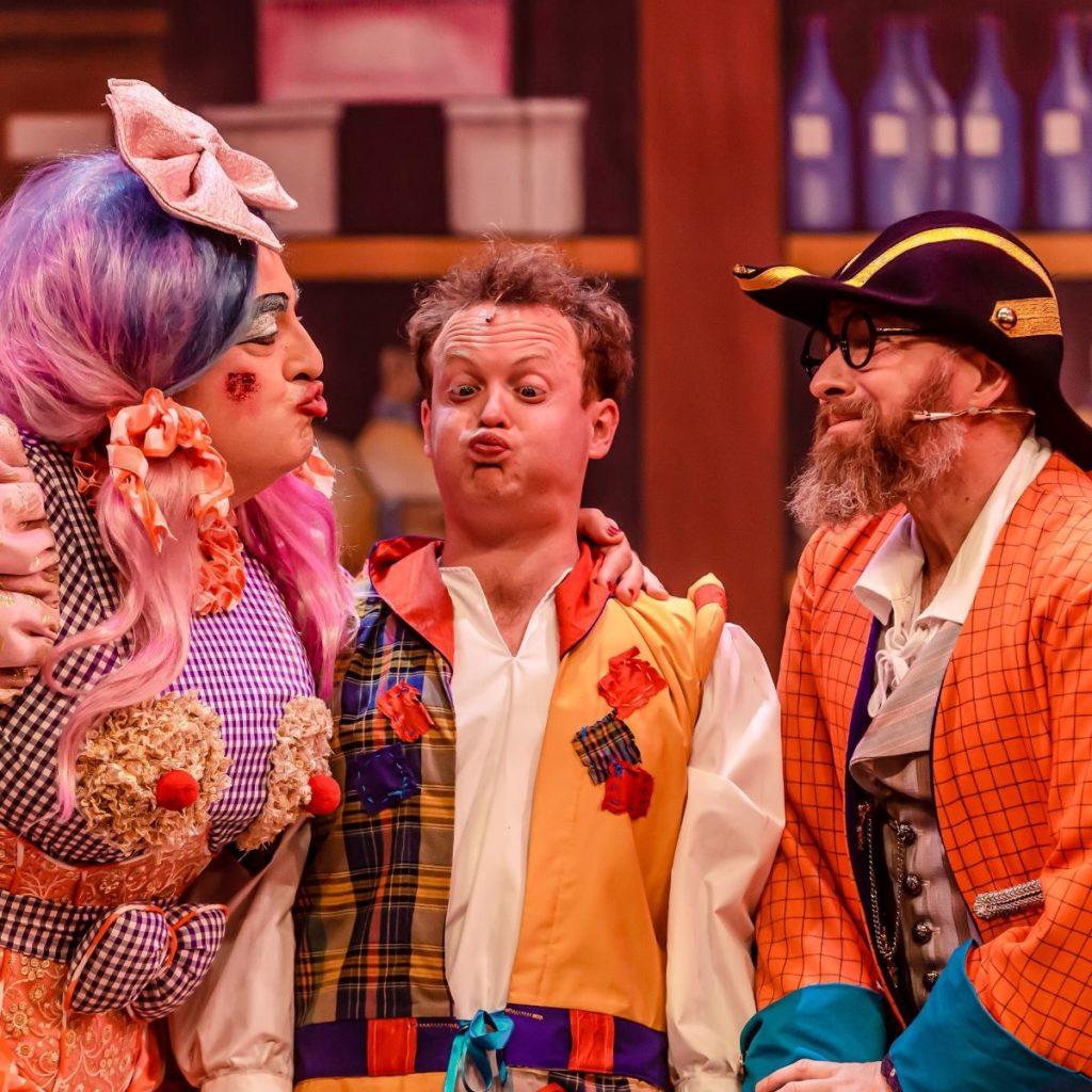 Theatre Royal Winchester postpones panto until 2021