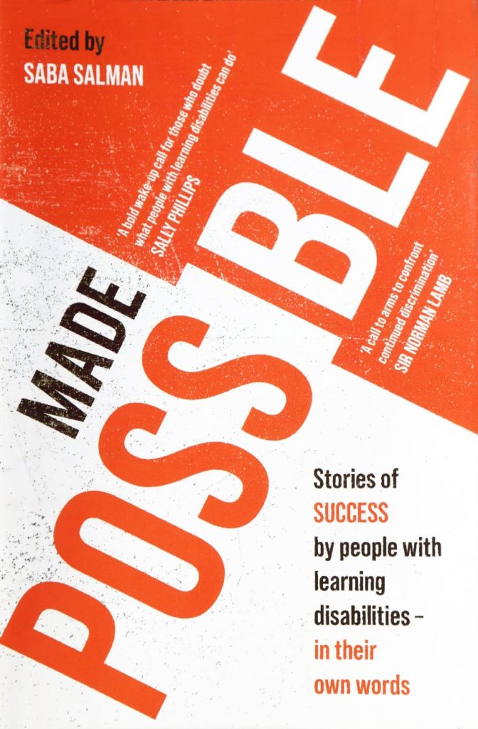 Book Review: Made Possible by Saba Salman