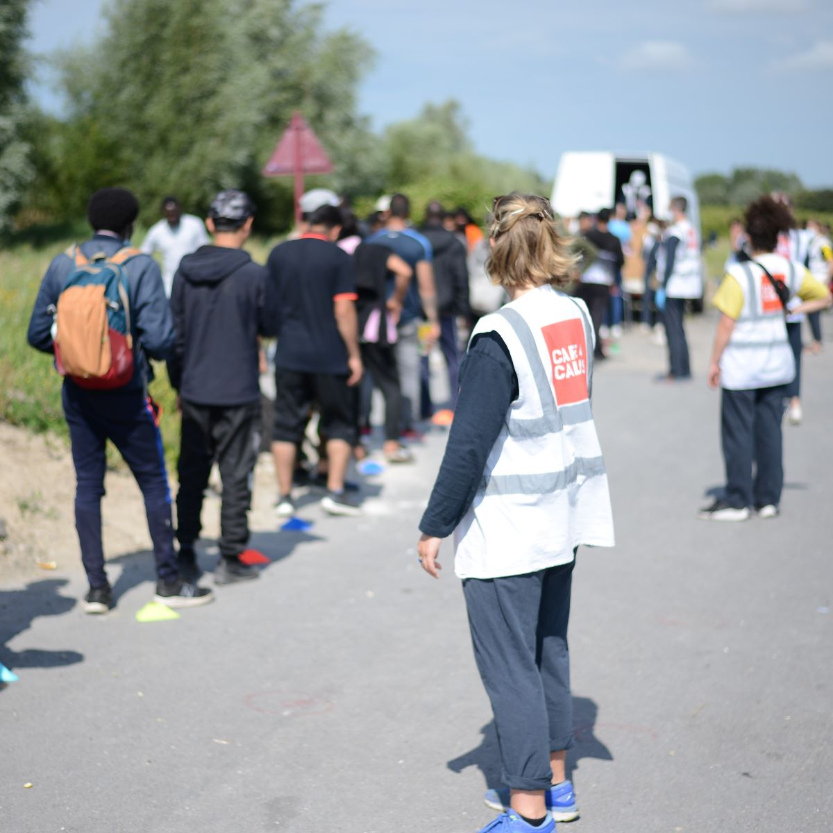 Opinion: my experience of a Calais refugee camp