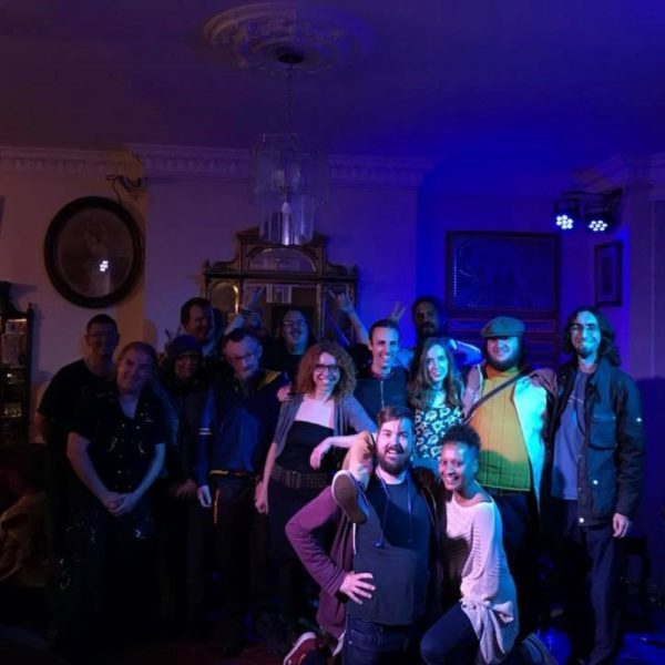 Write a Note – how the Southampton poetry night started and where it is today