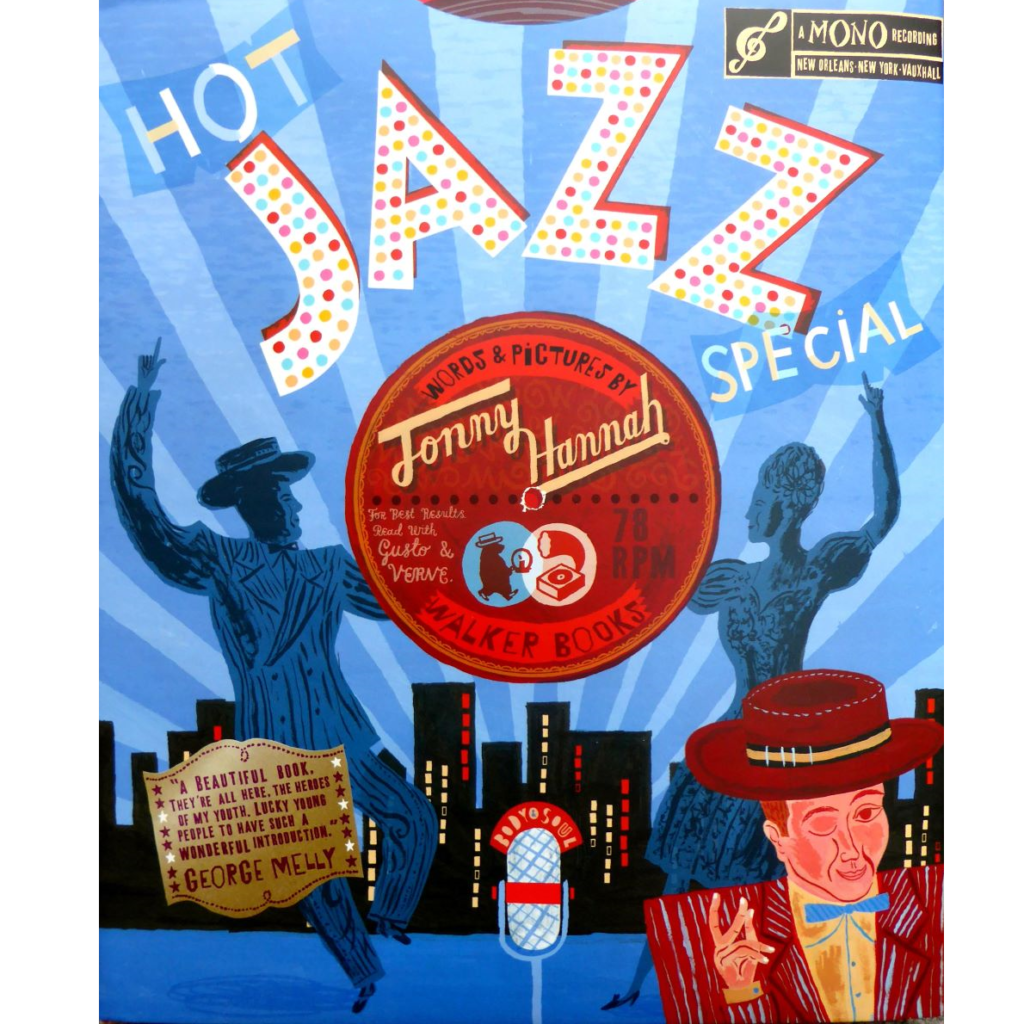 Review: Hot Jazz Special by Jonny Hannah