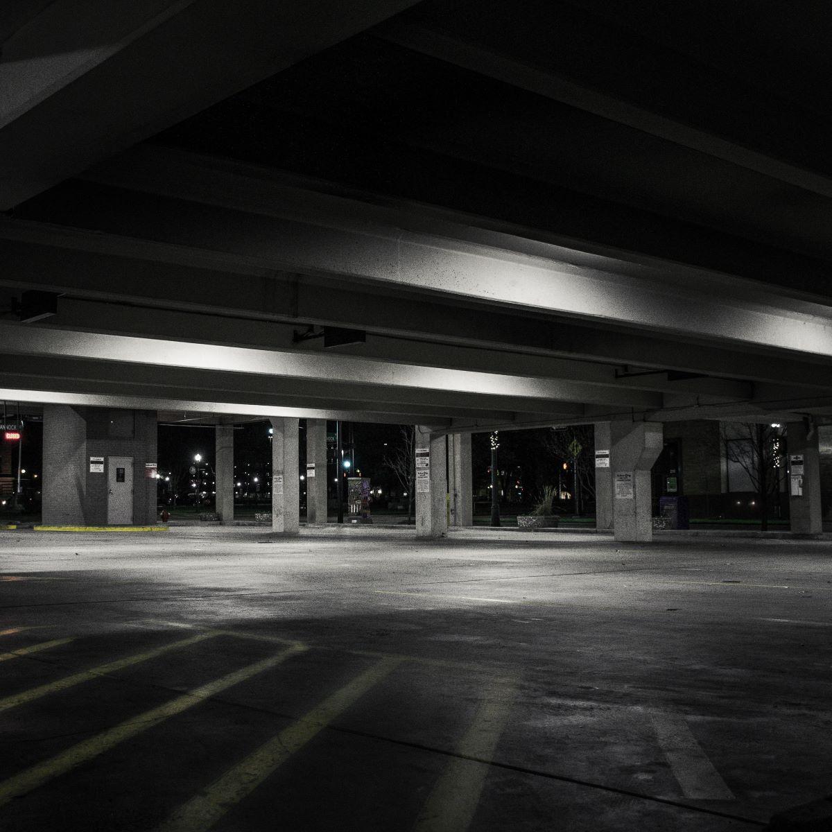 Creative writing: Parking Level 4 (ish)