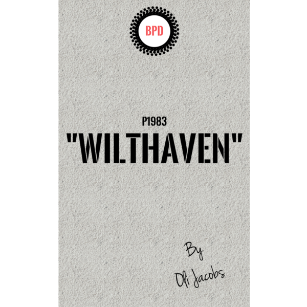 Book Review: Wilthaven by Oli Jacobs