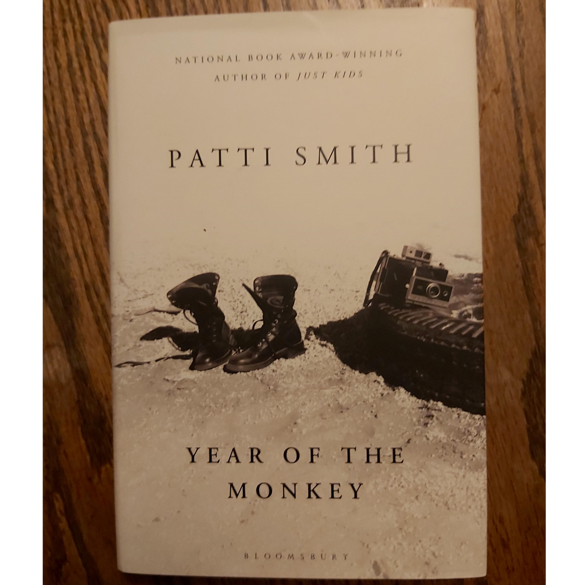 Book Review: Year of the Monkey by Patti Smith