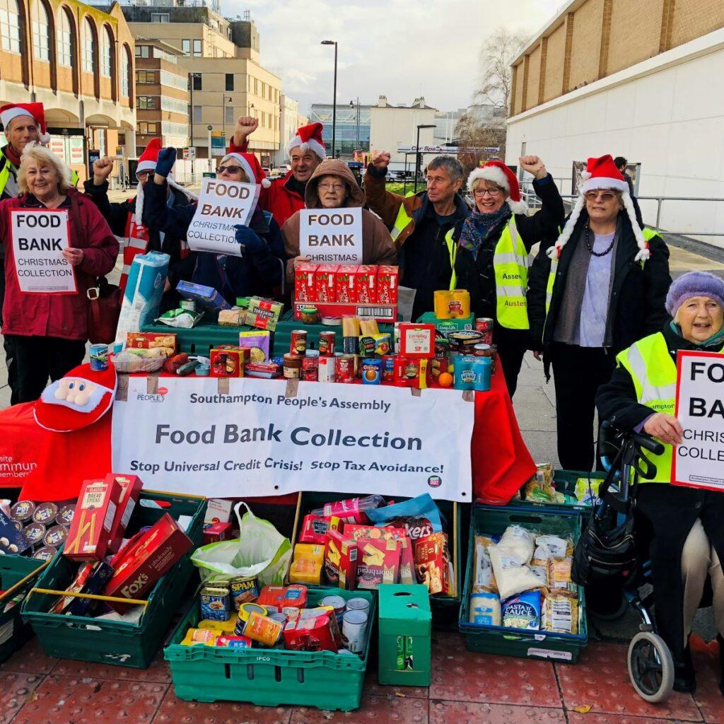 Southampton Foodbank – Christmas Appeal