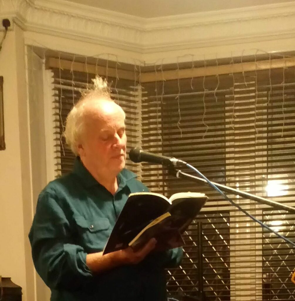 Portrait of a Poet: Andy Buchanan