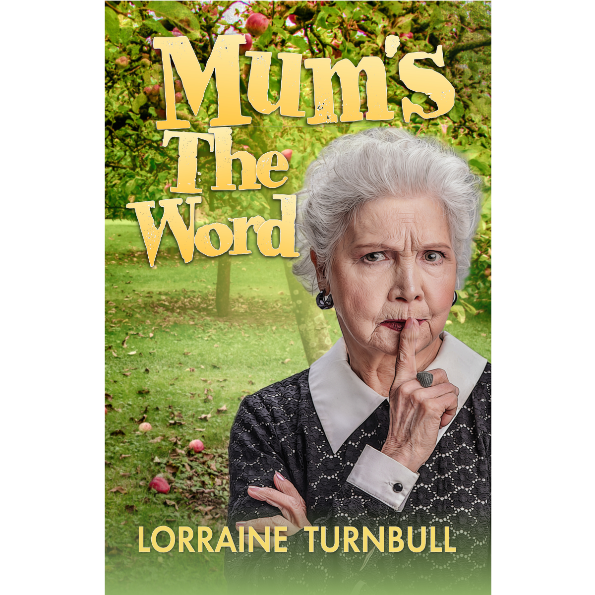 Book Review: Mum's The Word by Lorraine Turnbull