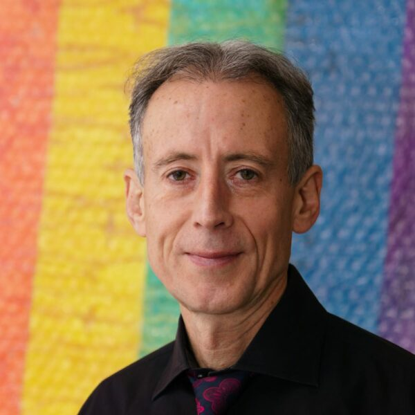 LGBTQ+ campaigner Peter Tatchell becomes patron of People's Pride Southampton
