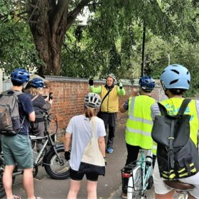 Electric bike tours launch in Southampton