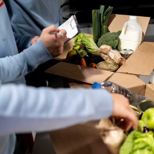 Opinion: Food banks in your area – are you really sitting comfortably?