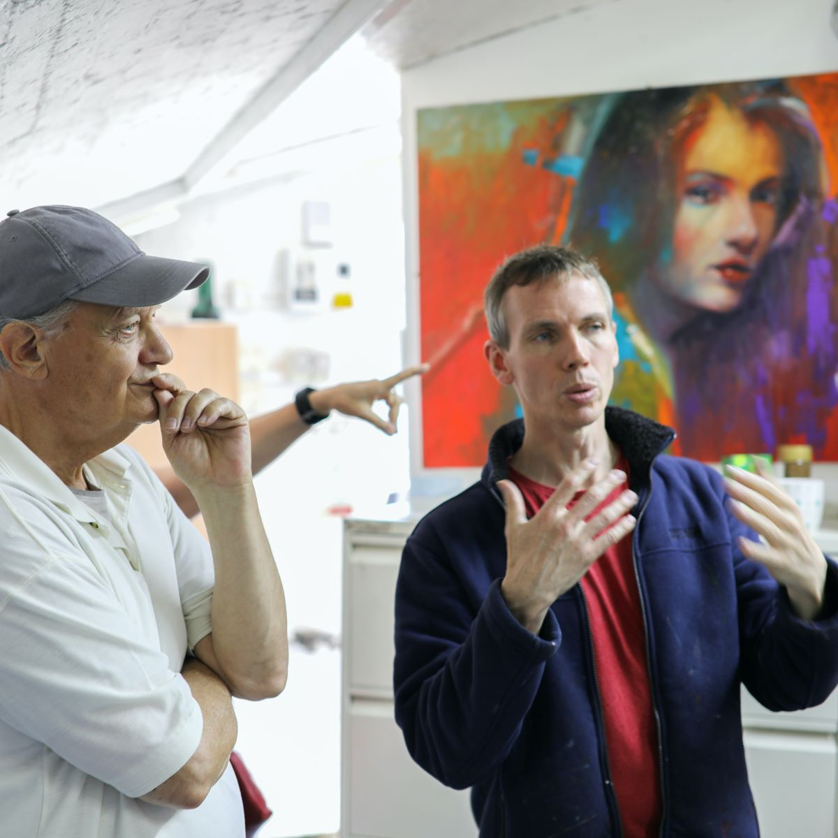 Southampton artists at Arches Studios opening to the public this weekend