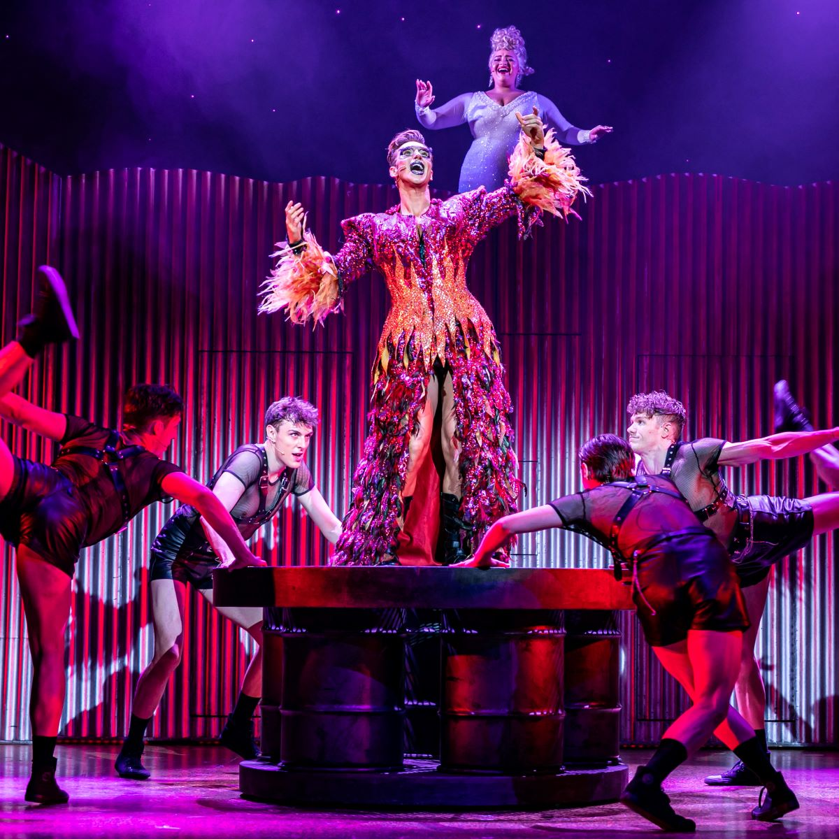 Preview: Priscilla, Queen of the Desert at Mayflower Theatre, Southampton