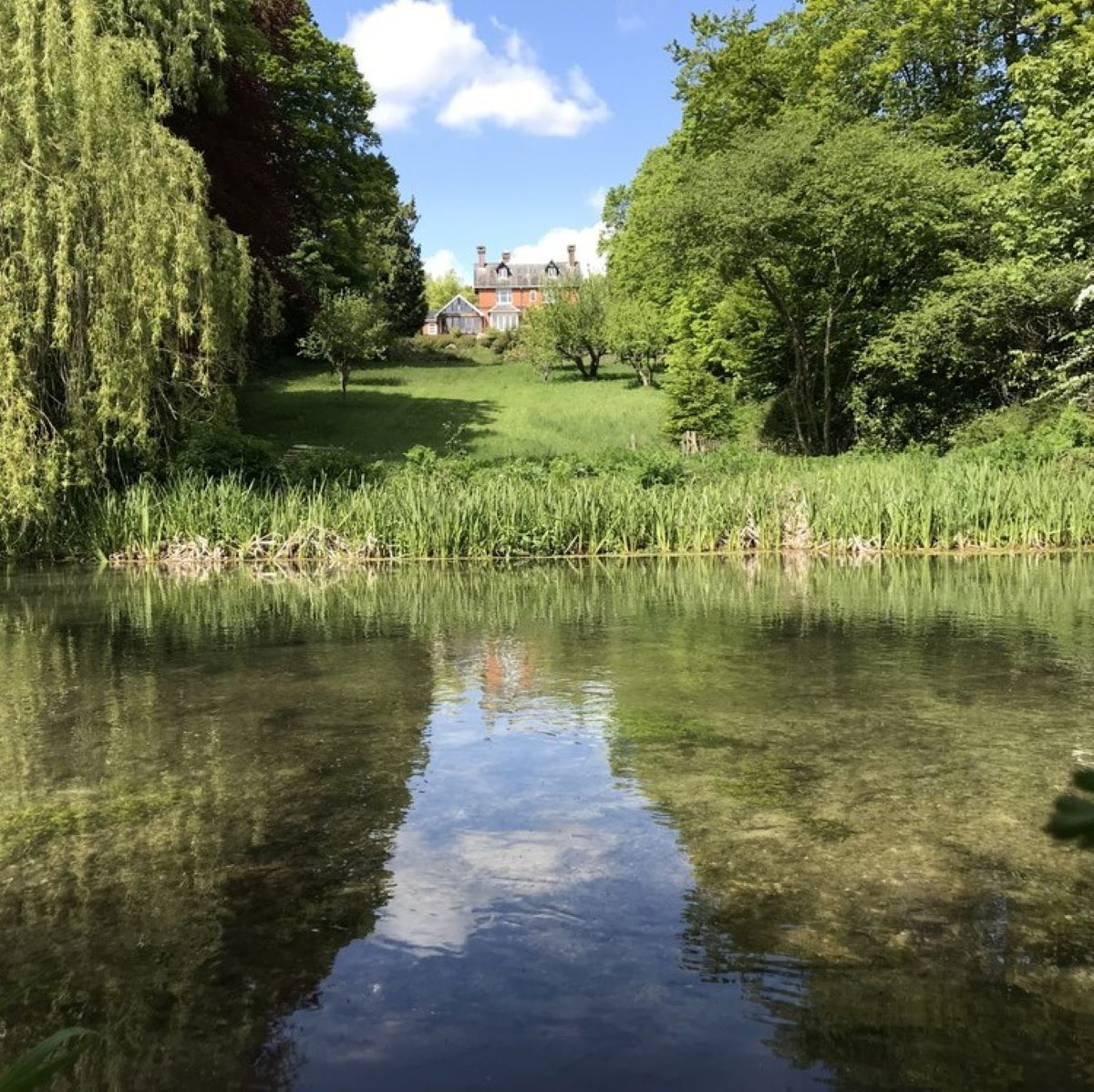Walk: The Itchen Navigation, Shawford Station to Winchester