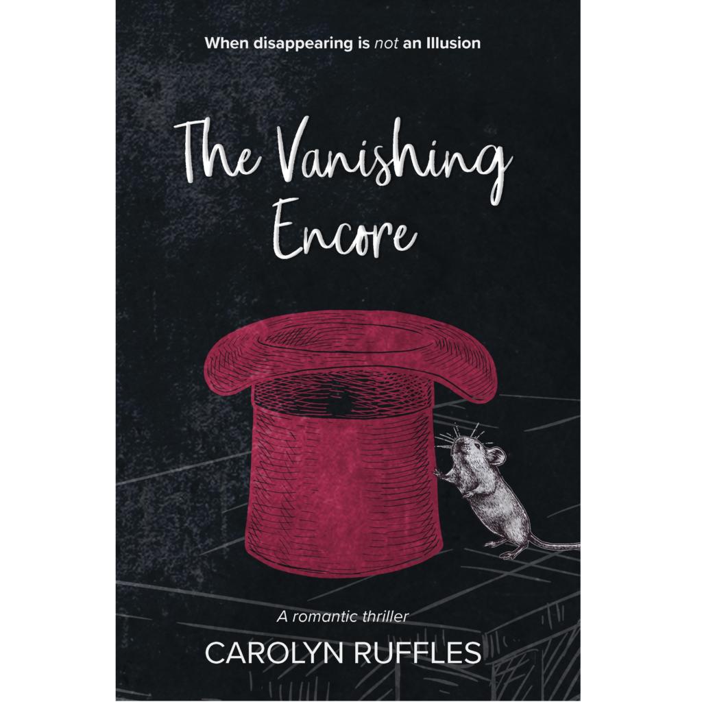 Book Review: The Vanishing Encore by Carolyn Ruffles