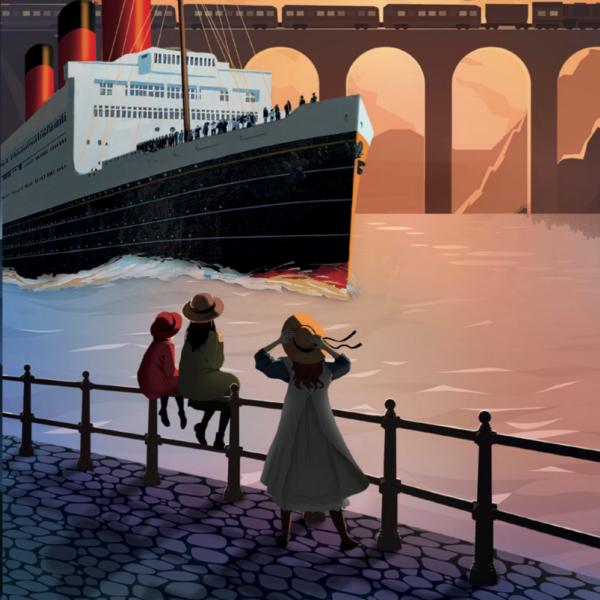Southampton author fundraising for printing of Basque children's refugee camp novel