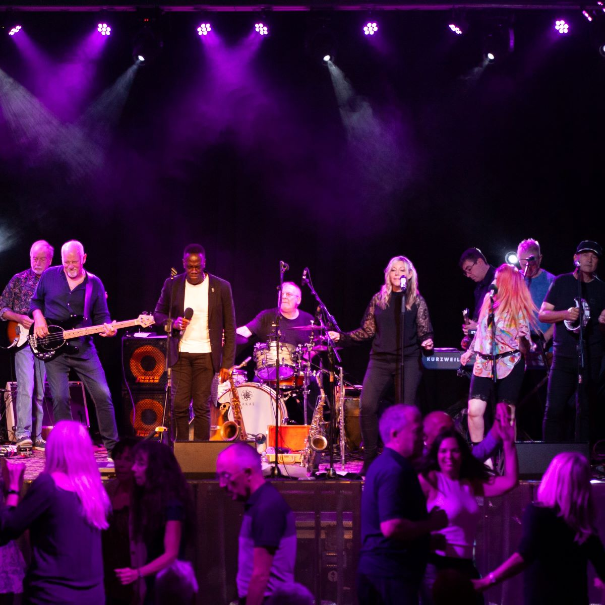 Photos: Southampton Allstars lineup at the 1865, Music in the City