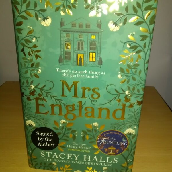 Book Review: Mrs England by Stacey Halls
